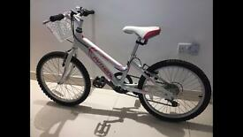 "Rock python 20"" kids bike"