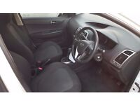 genuine 2013 Hyundai i20 active black interior with headrests fits 2008-2013