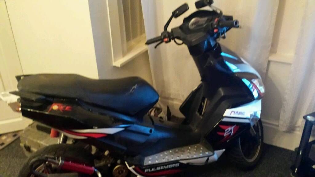 Pulse force 2t 50cc