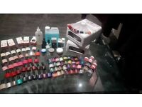 Cnd shellac polishes