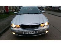 2003 JAGUAR X TYPE 2.0 DIESEL SUPERB DRIVE/ford mondeo/ vw passat/audi a4/vw golf/bmw 318/mazda 6