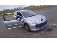 Peugeot 1.4 sport 2007