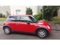 2004 mini one ( red )