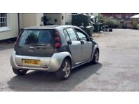 2004 Smart Forfour - 95hp Passion