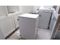 Integrated NEFF freestanding fridge and freezer