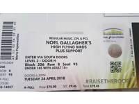 Noel Gallagher High Flying Birds live HYDRO Glasgow