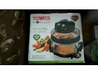 Tower health fry low fat air fryer brand new