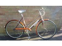 Coventry Eagle town bike