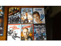 Genuine DVDs