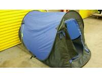Eurohike 200 fd pop up tent.
