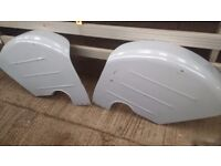 Fordson Major Mudguards