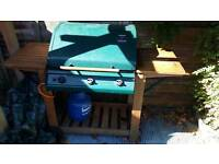 Gas bbq - good condition with full Gas bottle