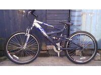 RALEIGH EXPLORE RS Mountain Bike