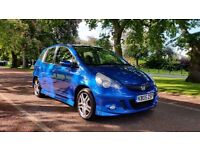 HONDA JAZZ SE SPORT 1339cc 05 PLATE 1LADY OWNER 100000 MILES FULL SERVICE HISTORY AIRCON ALLOYS 5DR