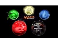 Does anyone play Magic the Gathering ??
