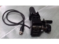 JVC HZ-ZS13BU Lens control, zoom servo