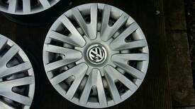"15"" VW wheels"