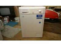Indiset 8kg condenser tumble dryer for sale