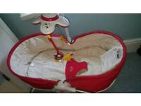 Tiny love 3 in 1 rocker/napper