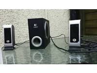 Speakers 2+1 Logitech