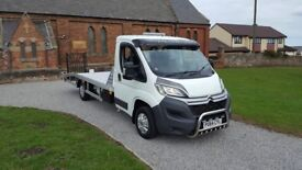 2015 CITREON RELAY 2.2 HDI LWB RECOVERY TRUCK CAR TRANSPORTER QAS-BODY NEW BUILD NO-VAT ONE OF KIND