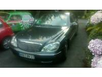 Mercedes Benz S Class 280 S280 LHD RHD French Registered