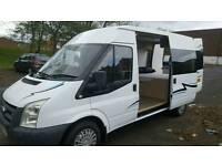 Ford transit campervan 57 reg