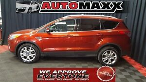 2015 Ford Escape Titanium! $195 Bi-Weekly! APPLY NOW DRIVE NOW!