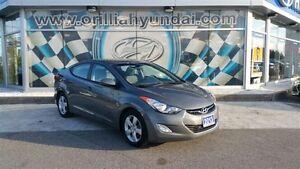 2013 Hyundai Elantra GLS-SUNROOF/ALLOYS/BLUETOOTH