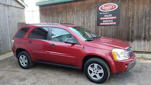 2005 Chevrolet Equinox LS V6, AWD LOW KMS Certified Etested
