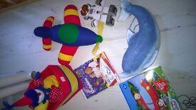 Bundle lot toys games £10 all cranium cadoo croquet new hopper echobot robot dolphin