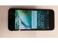 New Apple iPhone 5S, 32 GB with front and back protectors and original charger/ USB cable £155