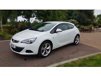 **Vauxhall Astra GTC sport 1.6 T (190 BHP) 2013 - Petrol - 59 k low miles** PRICE DROP