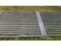 Cattle grid for sale 4x2m