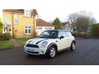 2008 57 MINI HATCH ONE 1.4 ONE 3d 94 BHPEXCELLENT CONDITION, 8 SERVICE STAMPS, 2 KEYS