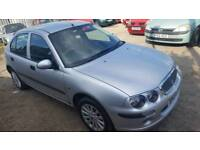 ROVER 25 IMPRESSION S3 TD 2L DIESELS WITH MOT