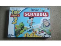 Toy Story 3 Board Games x3