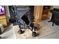 Maclaren Techno XLR Pushchair Buggy