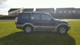 2003 shogun 3.2 did auto elegance