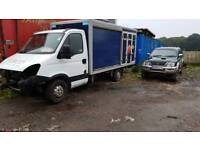 Iveco 35S11 62 reg breaking for spares