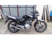 Yamaha YBR 125 '07 - 125cc