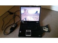 Toshiba Tecra M3 in Very Good Condition + Charger