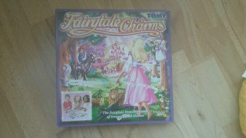 Fairytale Charms Game