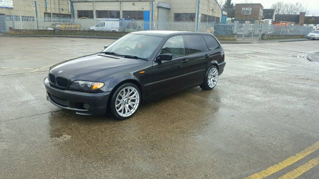 bmw 325 e46 touring in send surrey gumtree. Black Bedroom Furniture Sets. Home Design Ideas