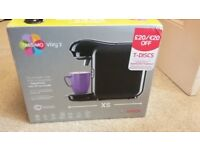 Tassimo vivy 2 Brand new in sealed box. Won in works raffle.