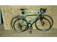Retro Peugeot Green Road Bike