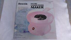Sentik Electric Candy Floss Maker Machine + 10 Bamboo Sticks