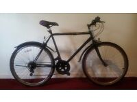 Men's Mountain Bike with Mudguards