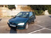 Peugeot 106 1.1 MOT 09/2017 great condition, low milage, very clean.