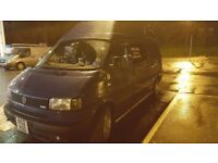 Vw t4 lwb highttop camper with diesel heater